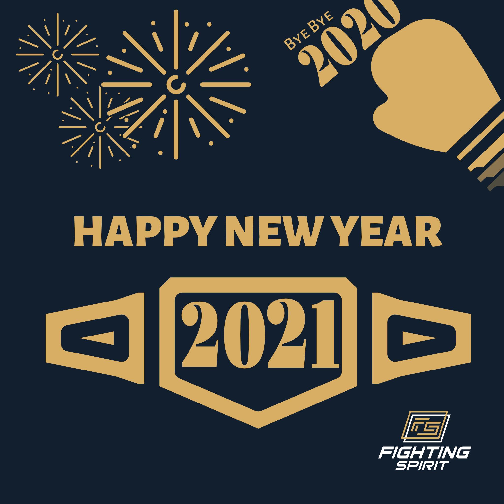 Fighting Spirit New year